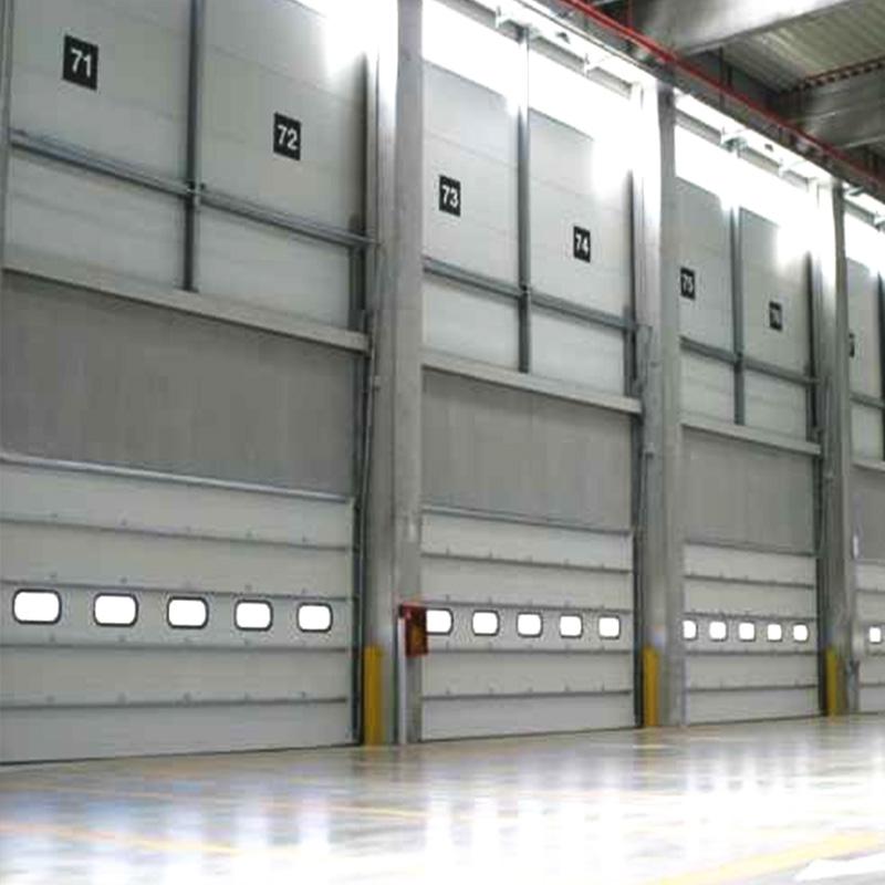 仓库垂直提升门