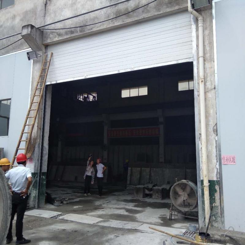 建华管桩工业提升门生产厂家(工业提升门生产厂家)