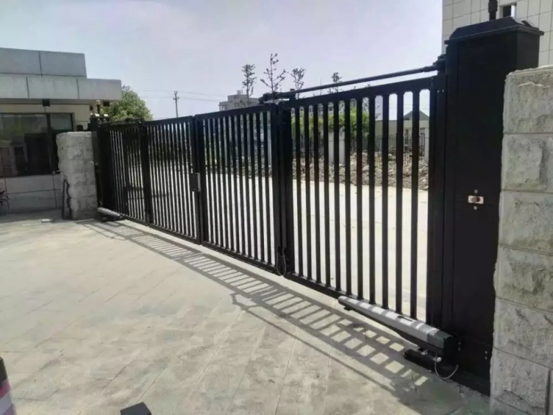 别墅悬浮折叠门-TONA应用工业门生产厂家