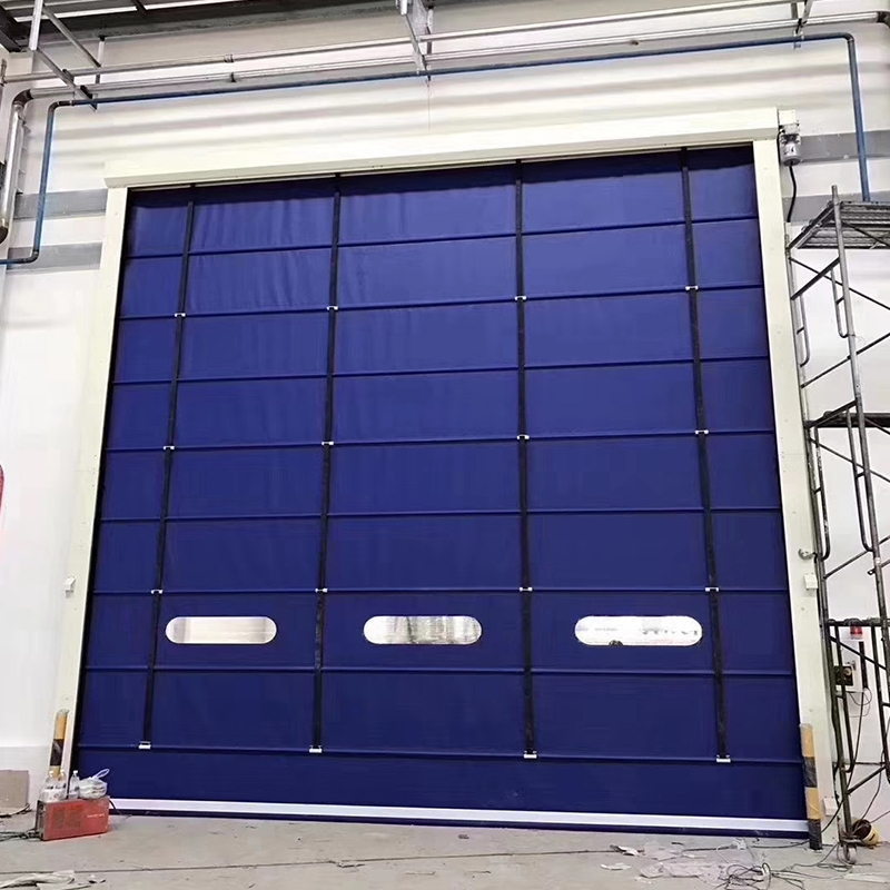安装工业门对使用环境有什么要求?